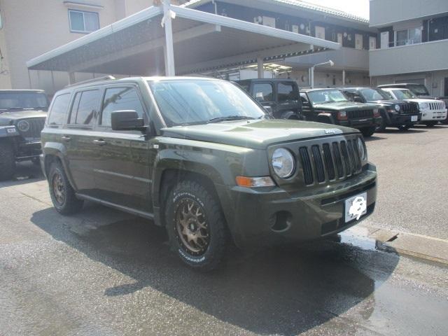 Jeep パトリオット ホイール&タイヤ 変更_b0123820_09194210.jpg