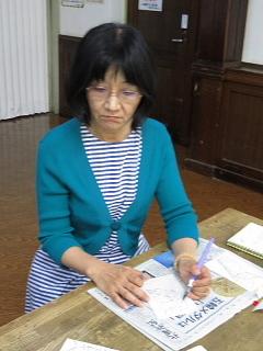 「絵手紙」で人生を語る。_d0046025_00575755.jpg