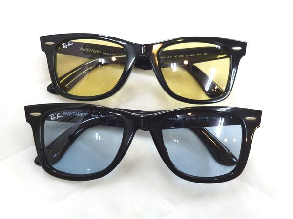 RAYBAN-レイバン- WASHED LENSES series 入荷しました!① by甲府店_f0076925_14013425.jpg