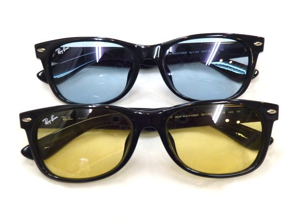 RAYBAN-レイバン- WASHED LENSES series 入荷しました!① by甲府店_f0076925_14015280.jpg