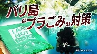 テレビ(7/22)インドネシアのバリ島 植物が材料のレジ袋@NHK国際報道2019特集ダイジェスト_a0054926_01292439.jpg