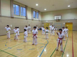 西町教室 夏期昇段級審査会_c0118332_22223098.jpg