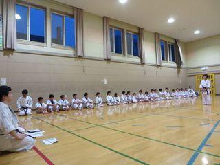 西町教室 夏期昇段級審査会_c0118332_22223622.jpg