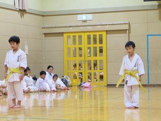 西町教室 夏期昇段級審査会_c0118332_22224251.jpg