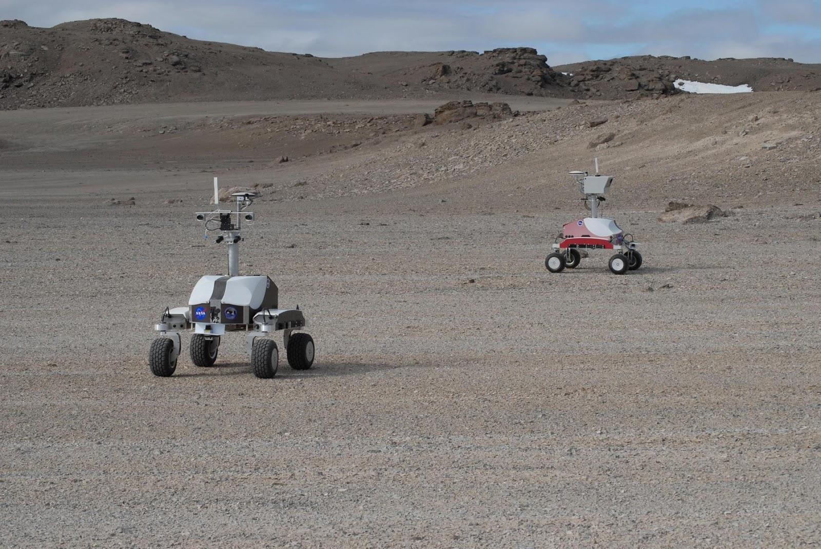 転載: 火星はカナダのテボン島に有るそうです。  _d0231432_12485873.jpg
