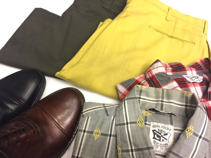 「 アートTシャツ & 紳士な短パン 」_c0078333_19080507.jpeg