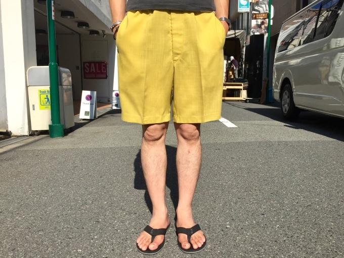 「 アートTシャツ & 紳士な短パン 」_c0078333_19095047.jpeg