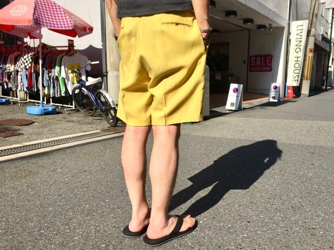「 アートTシャツ & 紳士な短パン 」_c0078333_19102981.jpeg
