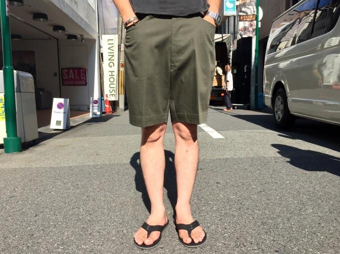 「 アートTシャツ & 紳士な短パン 」_c0078333_19112502.jpeg