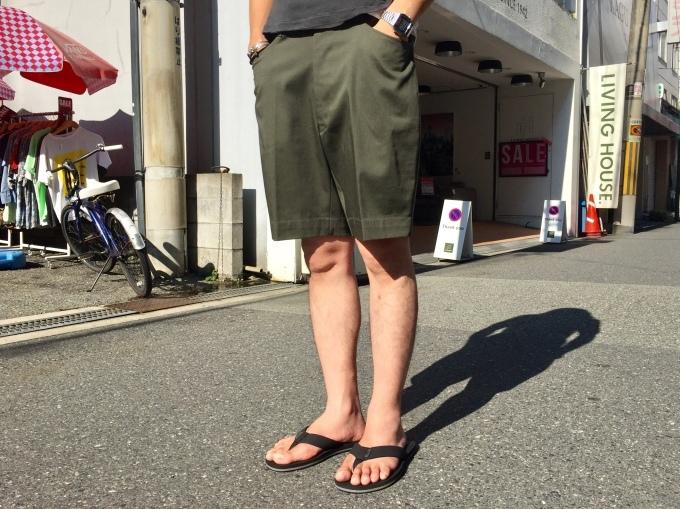 「 アートTシャツ & 紳士な短パン 」_c0078333_19155668.jpeg