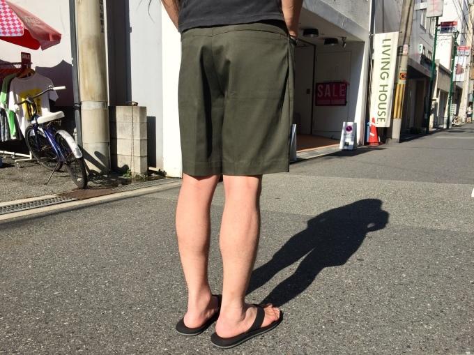 「 アートTシャツ & 紳士な短パン 」_c0078333_19162118.jpeg