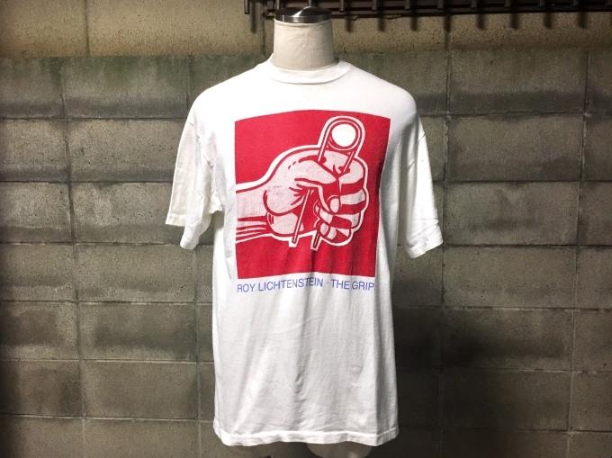 「 アートTシャツ & 紳士な短パン 」_c0078333_20574788.jpeg