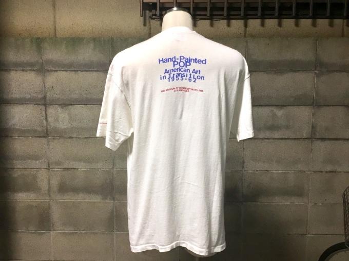 「 アートTシャツ & 紳士な短パン 」_c0078333_20580425.jpeg