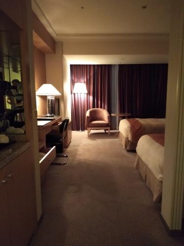 泊まるのが目的の旅もいい ホテルニューグランド横浜_e0343145_16310268.jpg