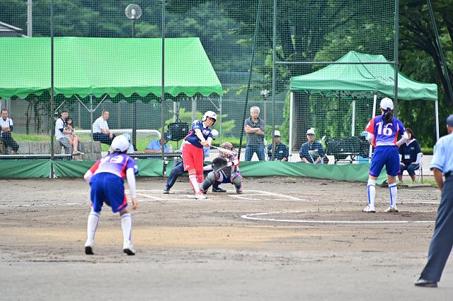 2019福島県大会 安達VS湯川_b0249247_22415782.jpg
