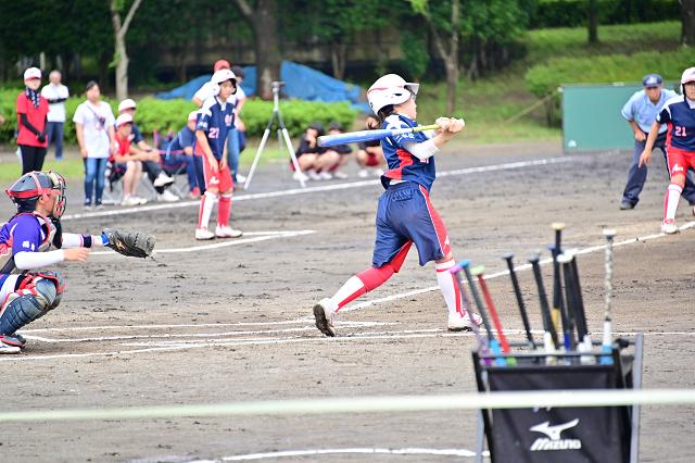 2019福島県大会 安達VS湯川_b0249247_22420231.jpg