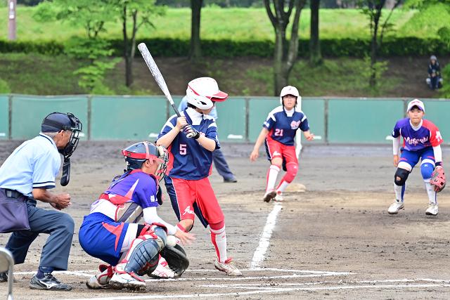 2019福島県大会 安達VS湯川_b0249247_22420518.jpg