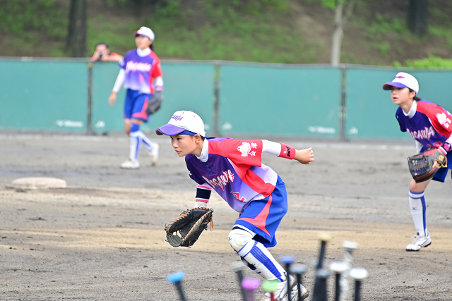 2019福島県大会 安達VS湯川_b0249247_22420684.jpg