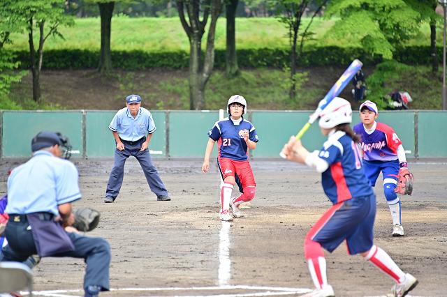 2019福島県大会 安達VS湯川_b0249247_22420685.jpg
