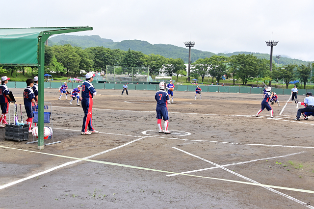 2019福島県大会 安達VS湯川_b0249247_22421188.jpg