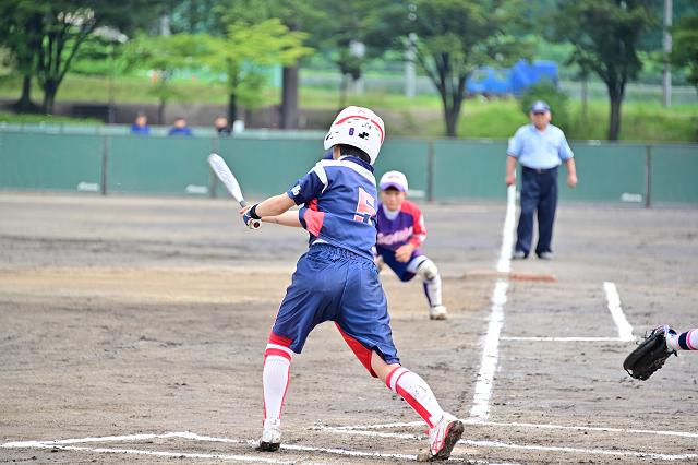2019福島県大会 安達VS湯川_b0249247_22421599.jpg
