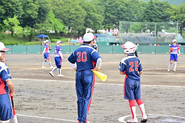2019福島県大会 安達VS湯川_b0249247_22422009.jpg