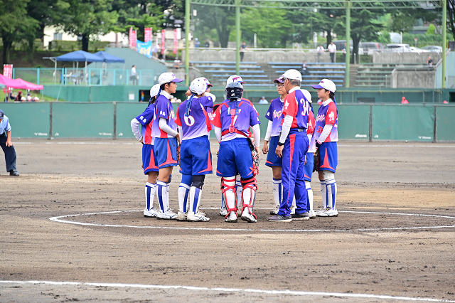 2019福島県大会 安達VS湯川_b0249247_22422359.jpg