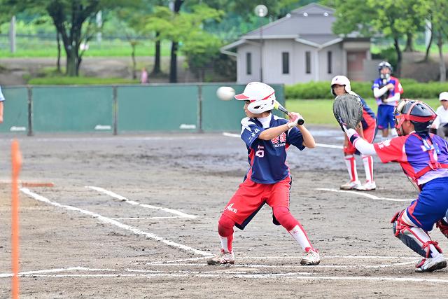 2019福島県大会 安達VS湯川_b0249247_22422379.jpg