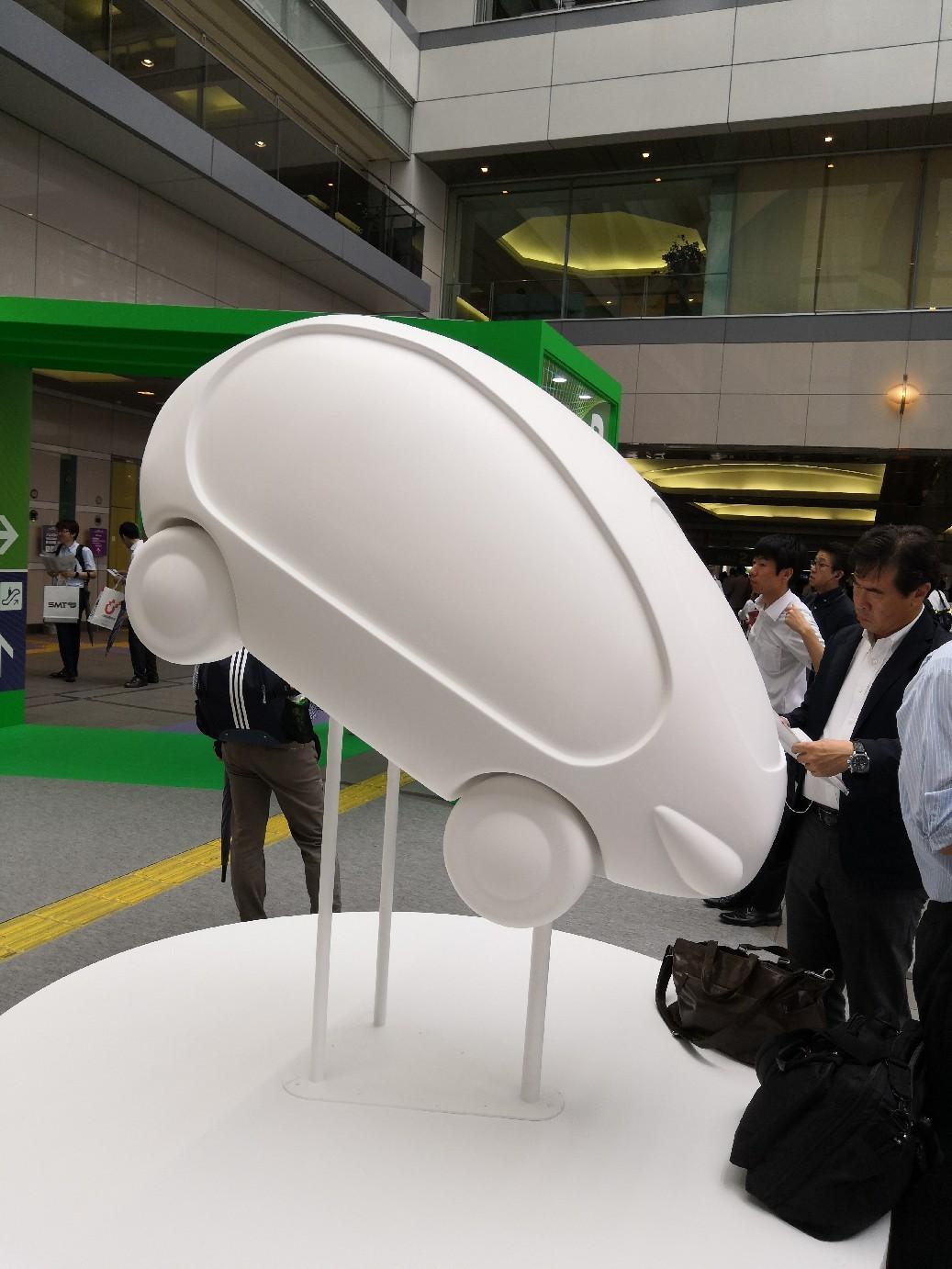 人とクルマのテクノロジー展 名古屋~☆_a0004752_08163254.jpg