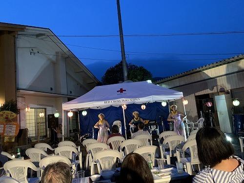 温泉施設の夏 祭りに参加_c0327752_15063287.jpg