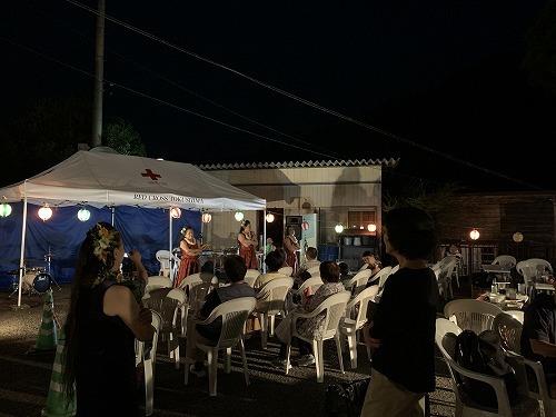 温泉施設の夏 祭りに参加_c0327752_15174839.jpg
