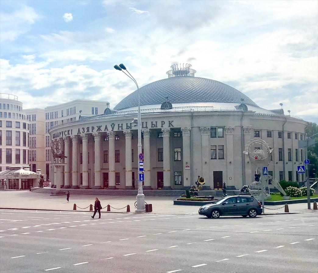 ソ連の面影を残す街ミンスク@ベラルーシ_a0092659_23264510.jpg
