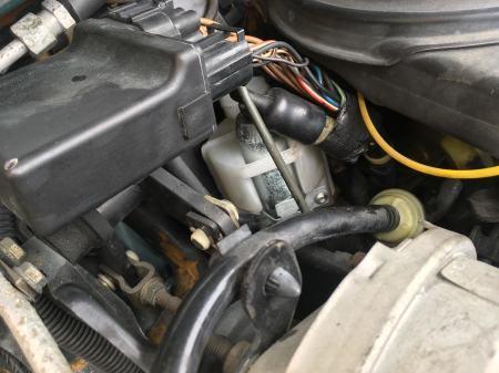 Repair of MINI ②_c0217759_22502930.jpg