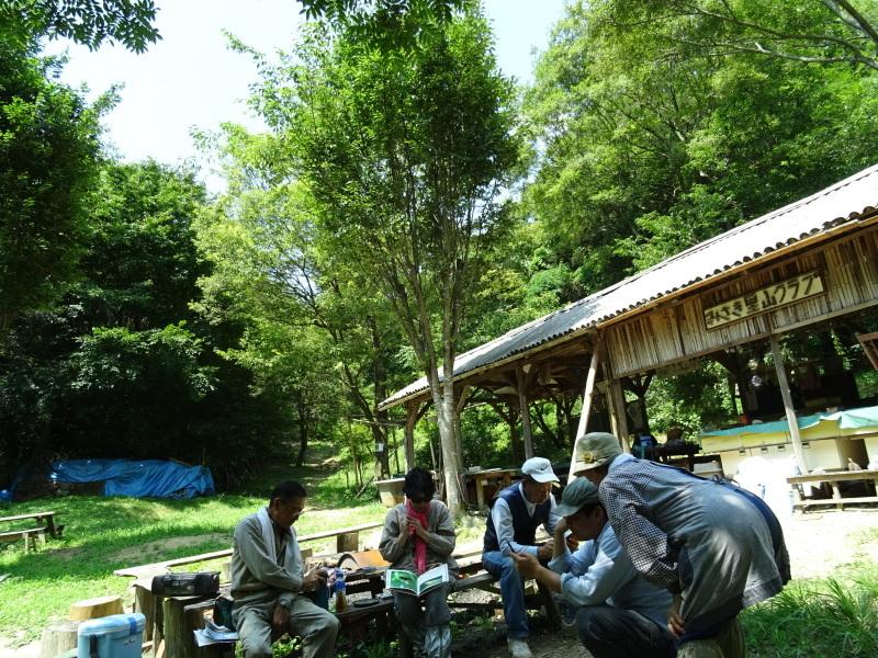 猛暑日は作業なし・・・孝子の森_c0108460_15473757.jpg