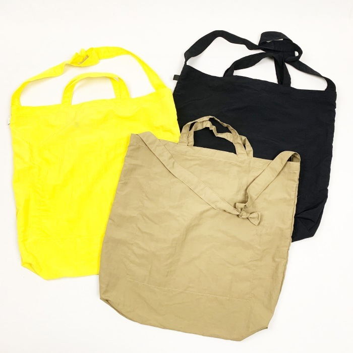 "FREDRIK PACKERS ""2-Way Bag\""_b0121563_16024920.jpeg"