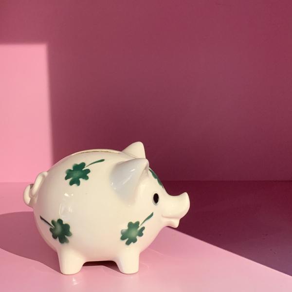 Clover Piggy money bank_a0025778_13040399.jpg