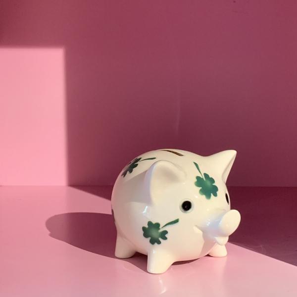 Clover Piggy money bank_a0025778_13051549.jpg