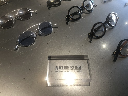 【NATIVE SONS   POP UP STORE at HIGHBRID】_b0156682_14185610.jpg