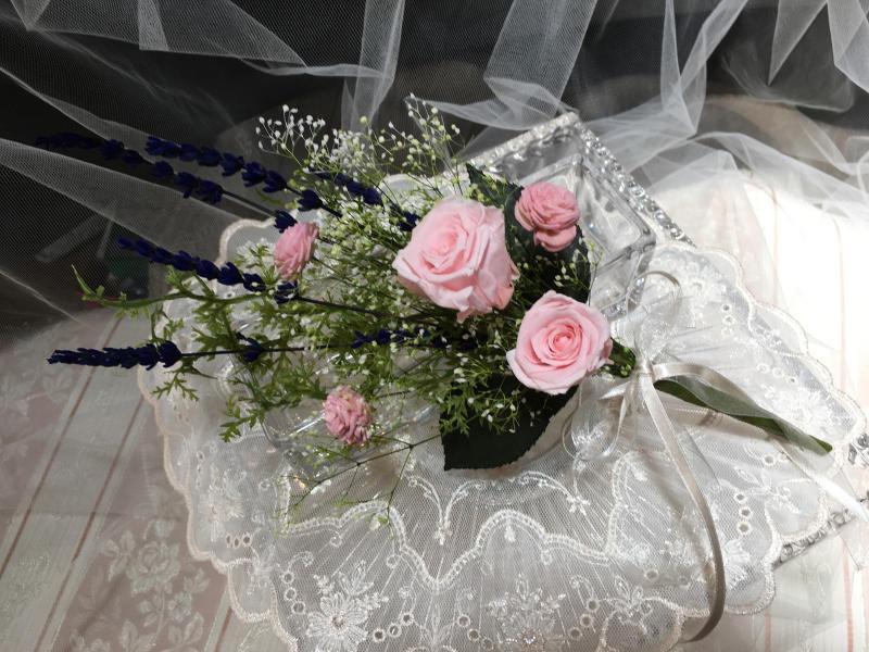 2019サマースクール  「ミルキー ピンクのスワッグ」_c0195496_11344403.jpg