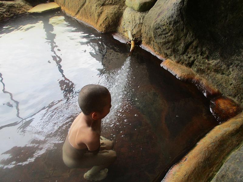 7月31日(水)・・・夏休み海水浴、そして蘭越町の黄金温泉へ_f0202703_20171854.jpg