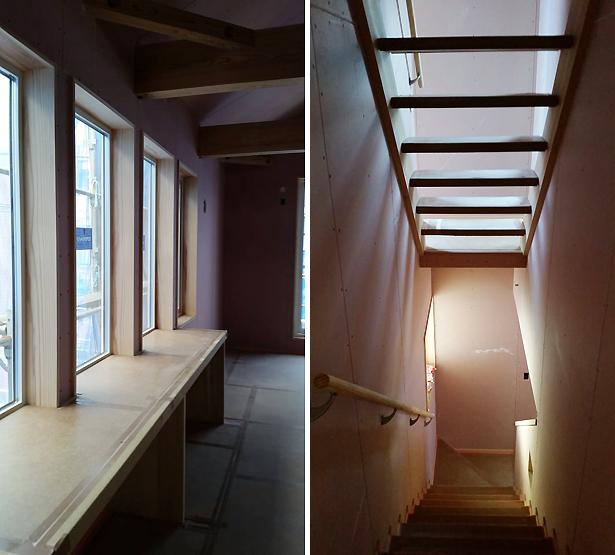 板橋区の『木の家』 木工事完了いたしました_d0080906_13222530.jpg