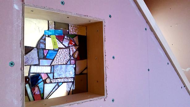 板橋区の『木の家』 木工事完了いたしました_d0080906_13222859.jpg