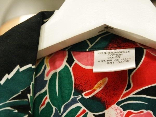 先日はANYのお二人と。 入荷柄シャツ、アロハシャツ、全て黒ベース!!_f0180307_21352277.jpg