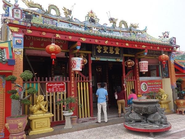 充実のパッタニー華人街、徳教会もありました_d0360509_22485375.jpg