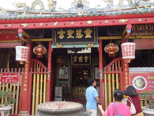 充実のパッタニー華人街、徳教会もありました_d0360509_22485583.jpg
