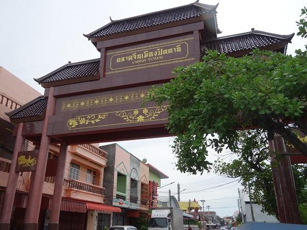 充実のパッタニー華人街、徳教会もありました_d0360509_22495943.jpg