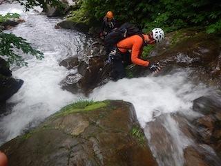「樹林の山旅」の樹林を目指して…温見川支流赤谷_c0359615_22322673.jpg
