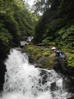 「樹林の山旅」の樹林を目指して…温見川支流赤谷_c0359615_22335478.jpg