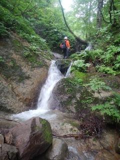 「樹林の山旅」の樹林を目指して…温見川支流赤谷_c0359615_22342739.jpg