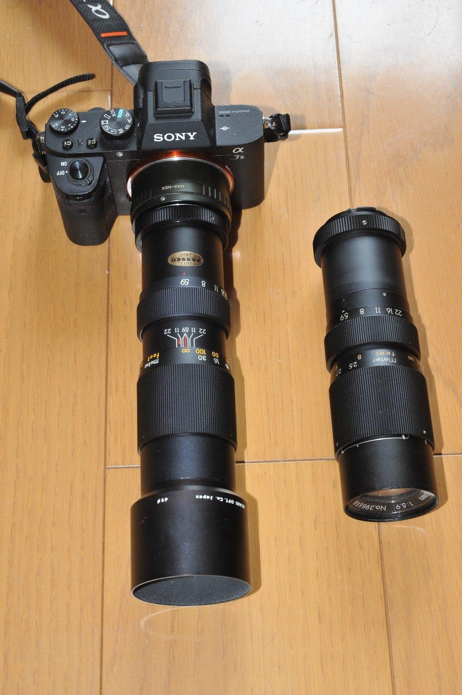 泰成光学(タムロン)200mm F5.9 ふたたびゲット_b0069128_08104011.jpg
